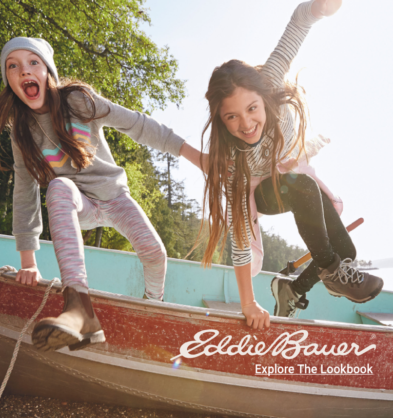 Eddie Bauer Lookbook
