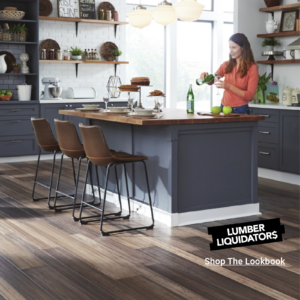 Lumber Liquidators lookbok