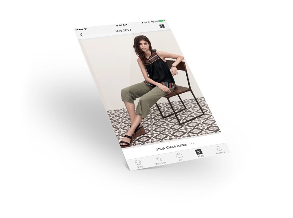 digital catalogs optimized for mobile devices