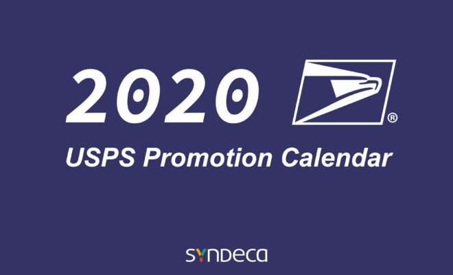 More Ways to Save with <br> 2020 USPS Promotions